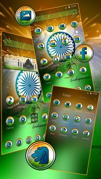 India Independence Day Theme poster