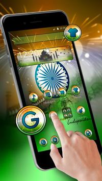 India Independence Day Theme screenshot 2