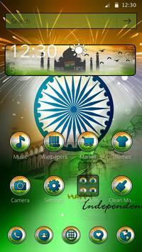 India Independence Day Theme screenshot 3