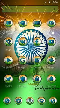 India Independence Day Theme screenshot 4