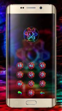 Neon Fidget Spinner Theme screenshot 3