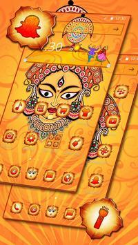 Navratri Mobile Theme poster