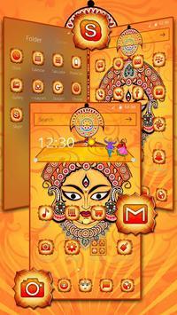 Navratri Mobile Theme apk screenshot