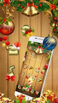Christmas Golden Bell Theme screenshot 1
