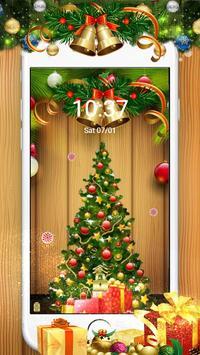 Christmas Golden Bell Theme screenshot 3