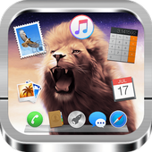 Space Lion King Launcher icon