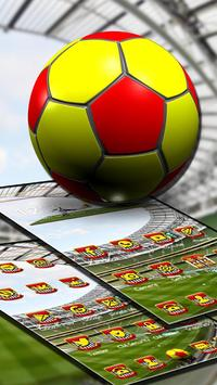 Jersey  Football Theme 2D screenshot 2