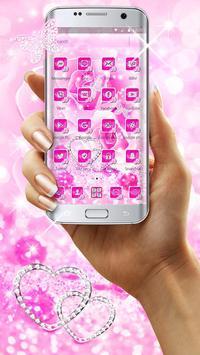 Diamond Pink Rose screenshot 1
