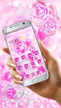 Diamond Pink Rose screenshot 2