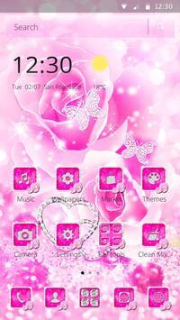 Diamond Pink Rose screenshot 3