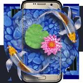 Koi Fish Launcher Theme icon