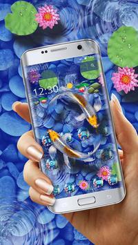 Koi Fish Launcher Theme screenshot 2