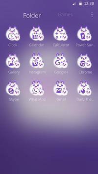 Cute Fluffy Kitten Kawaii Cat Theme screenshot 5