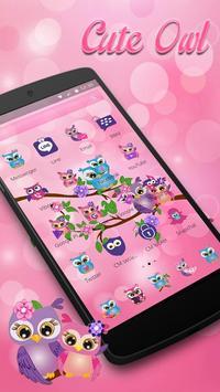 Rosa Night Owl Theme screenshot 3