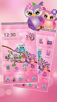 Rosa Night Owl Theme screenshot 5