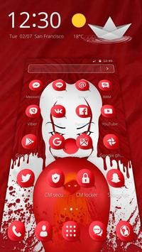 Funster Ghost Theme apk screenshot