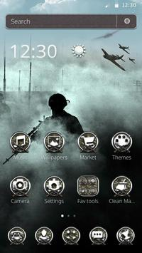 Patriotic Army Theme apk screenshot