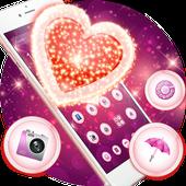 Shining love theme icon