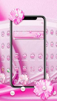 Pink Silk poster