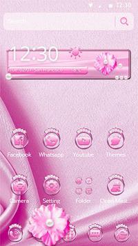 Pink Silk screenshot 2