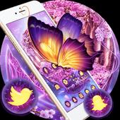 The Purple Fantasy Wonderland Theme icon