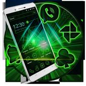 Storming Green Light Theme icon
