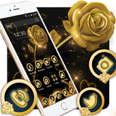 The Golden Rose Theme icon
