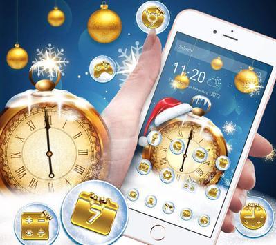 Braw Christmas Theme poster