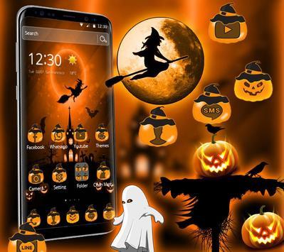 Halloween Pumpkin Party Theme screenshot 1