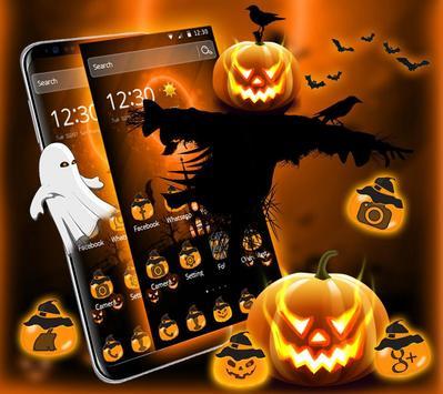 Halloween Pumpkin Party Theme screenshot 2