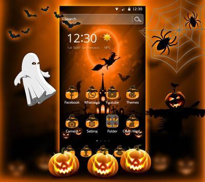 Halloween Pumpkin Party Theme screenshot 3