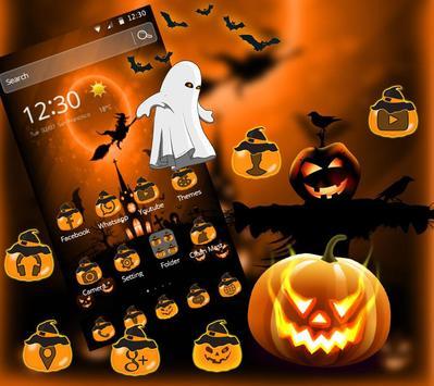 Halloween Pumpkin Party Theme screenshot 4