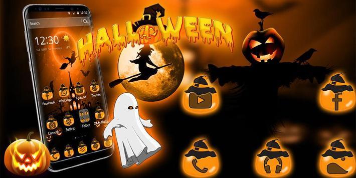 Halloween Pumpkin Party Theme screenshot 5