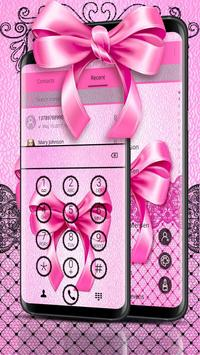 Pink Bow Theme screenshot 1