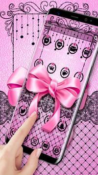 Pink Bow Theme screenshot 2