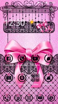 Pink Bow Theme screenshot 3