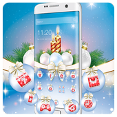 Symbol of hope Christmas Theme icon