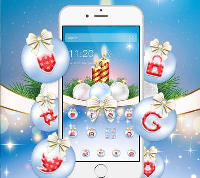 Symbol Of Hope Christmas Theme poster