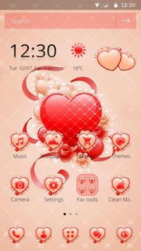 Reverie luscious Love Theme screenshot 3