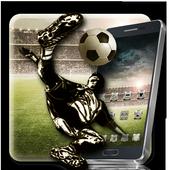 Football theme icon