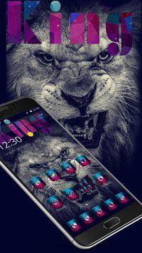 Lion king  theme lion themes poster