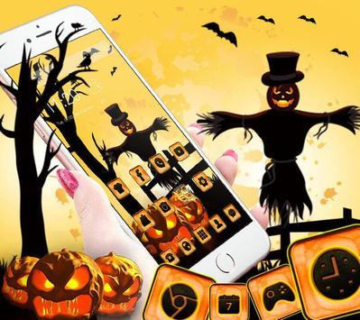 Halloween Pumpkin Theme poster