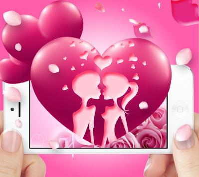 Love&Romance Theme screenshot 1