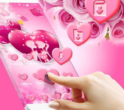 Love&Romance Theme screenshot 2