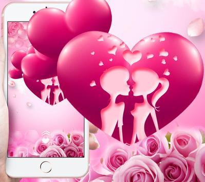 Love&Romance Theme screenshot 3