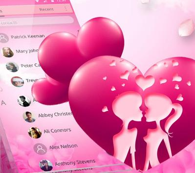 Love&Romance Theme screenshot 4