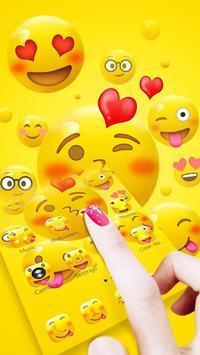 Emoji Happy Joyous Emoji Launcher Theme poster