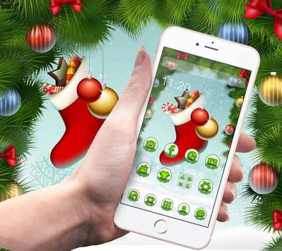 Beatific Christmas Theme screenshot 1