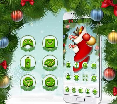 Beatific Christmas Theme screenshot 2