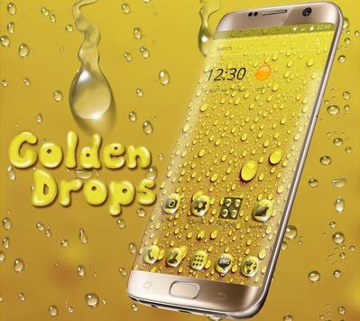 Golden Drop Theme poster